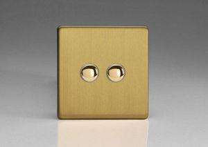 ALSO & CO - v&v push switch---- - Interruttore Doppio