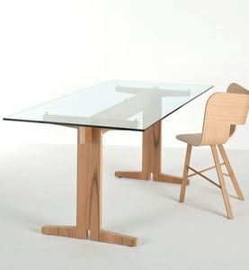 COLE - t01 table - Tavolo Da Pranzo Rettangolare