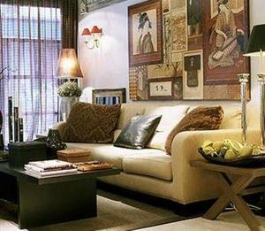 D&K interiors -  - Progetto Architettonico Per Interni Salotti