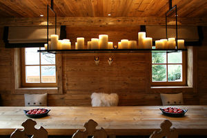 Kevin Reilly Lighting - altar - Lampada A Sospensione