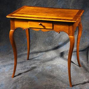 Bertrand Klein - table d'appoint louis xv - Tavolino Di Servizio
