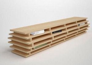 AC-AL - bookcase - Mobile Per Soggiorno
