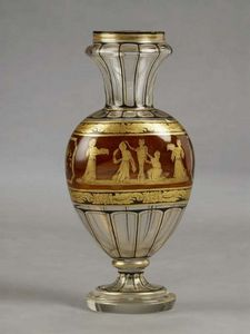 Bauermeister Antiquités - Expertise - vase - Vaso Decorativo