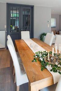 VIRGINIE GARIKIAN -  - Progetto Architettonico Per Interni Sala Da Pranzo