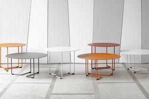 spHaus - ferro3 55/65 - Tavolino Rotondo