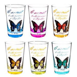 Maisons du monde - coffret du collectionneur - Bicchiere