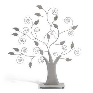 MAISONS DU MONDE - pince photo arbre gris - Portafoto
