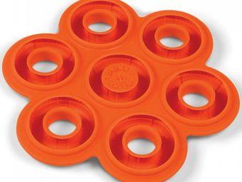 Manta Design - bac à glaçons silicone bouée de sauvetage - Secchiello Ghiaccio