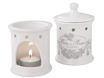 Mathilde M - brûle-parfum eau de roses - Brucia Profumo