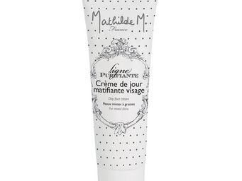 Mathilde M - crème de jour visage 50 ml, peaux mixtes à grasses - Crema Corpo