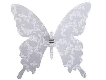 Mathilde M - papillon à pince chérubins - Decorazione Murale