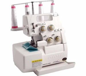 TOYOTA - machine coudre surjeteuse sl3487 - Macchina Da Cucire
