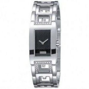 ESPRIT - esprit e-ffect silver black - Orologio