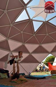Yurta Red Sun -  - Tenda Per Esterni