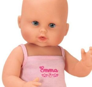 COROLLE - emma fait pipi - Bambola