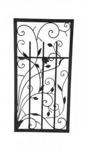Demeure et Jardin - grille deco rectangulaires - Inferriata Interna