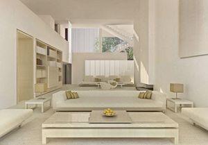 AW² - villa casablanca - Progetto Architettonico Per Interni