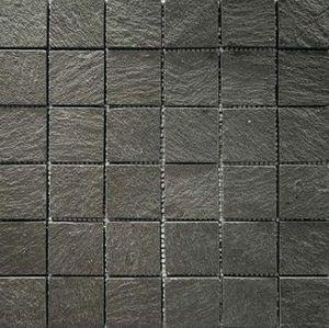 Marbrerie Des Yvelines - ardoise - Pavimentazione A Mosaico