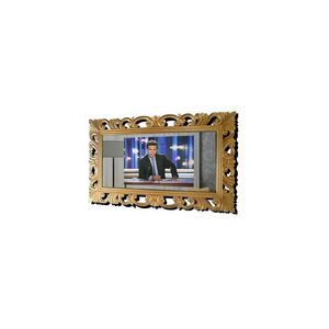 DECO PRIVE - téléviseur miroir 32 pouces haute technologie enca - Tv Specchio