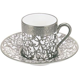 Raynaud - tolede platine - Tazza Da Caffè