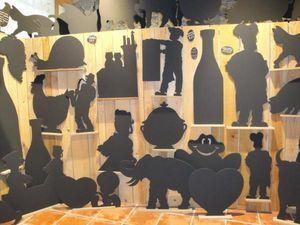 LES ARDOISES DE LYON -  - Lavagna A Muro Per Bambini