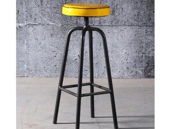 Mathi Design - tabouret de bar fifties - Sgabello Da Bar