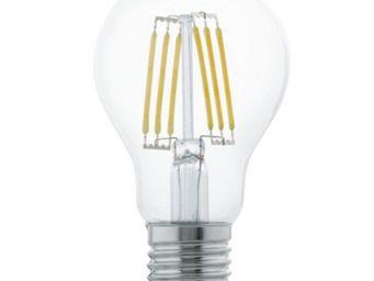 Eglo - ampoule led e27 6w/60w 2700k 550lm illuminant - Lampadina A Led