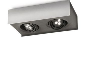 Philips - plafonnier led radar bar - Faretto / Spot Da Incasso Orientabile