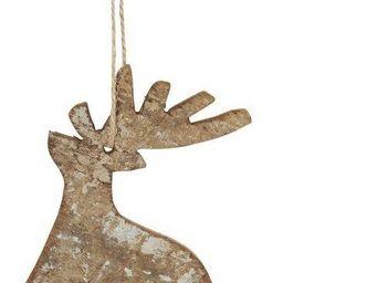 Athezza - cerf - Decorazione Per Albero Di Natale