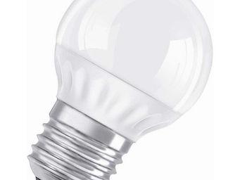 Osram - ampoule led sphérique e27 2700k 4w = 25w | osram - Lampadina A Led