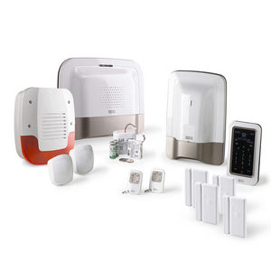CFP SECURITE - alarme maison gsm delta dore tyxal + kit n°3 - Allarme