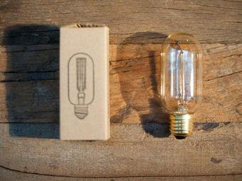 COMPAGNIE DES AMPOULES A FILAMENT - ampoule radio - Luz Lampadina A Incandescenza
