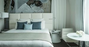 Agence Nuel / Ocre Bleu - -cures marines - Idee: Camere Albergo