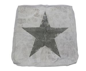 BYROOM - star print - Cuscino Da Pavimento