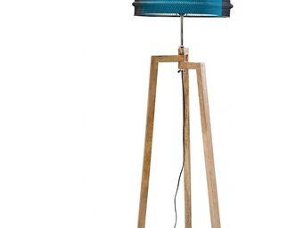 Kare Design - lampadaire wire tripod - Lampada Da Terra Treppiede