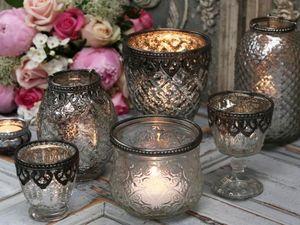 CHIC ANTIQUE - decoration - Bicchiere Portacandela