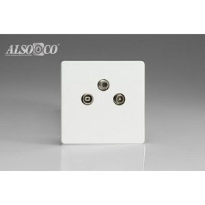 ALSO & CO - tv/sat socket - Presa Per Televisori