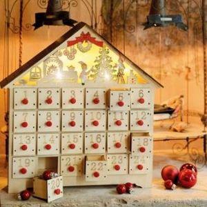 Blachere Illumination - maison - Calendario Dell'avvento
