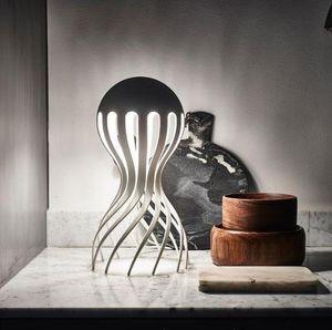 OBLURE - cirrata- - Lampada Da Tavolo