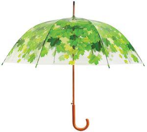 Esschert Design - parapluie cime de l'arbre métal et bois - Ombrello
