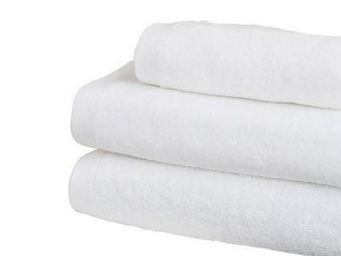 Liou - drap de douche blanc - Asciugamani