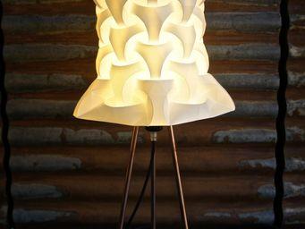 ARTURASS - tripode deca ts - Lampada Da Terra Treppiede