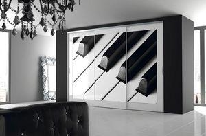 Difasa - quadrum piano - Armadio A Muro