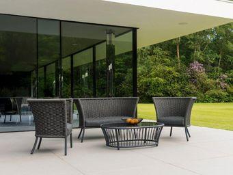 Alexander Rose - cordial lounge - Divano Da Giardino