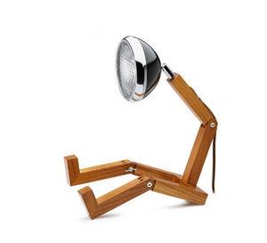 PIFFANY COPENHAGEN - mr wattson - Lampada Da Appoggio A Led