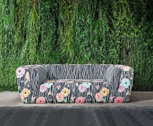 Missoni Home - poppies night - Jacquard