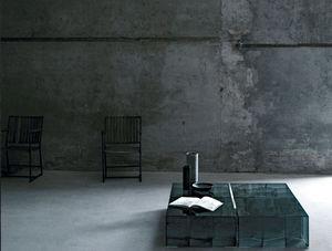 GLAS ITALIA - alice - Tavolino Quadrato