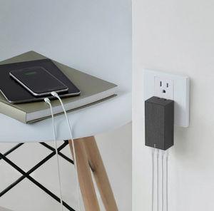 NATIVE UNION - smart 4 - Caricabatterie Usb