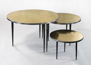 FRANCK CHARTRAIN -  - Tavolini Sovrapponibili