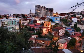 AXELLE DE RUSSÉ - valparaiso arty - Fotografia